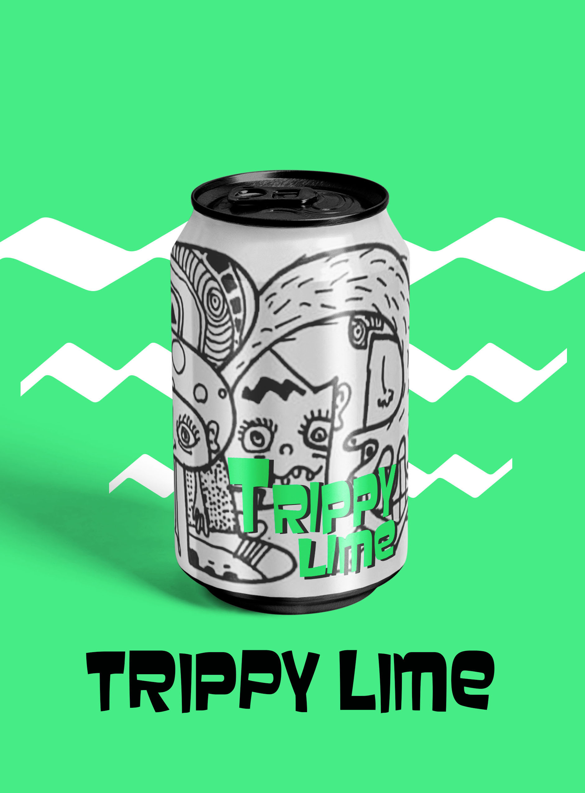 Trippy Lime