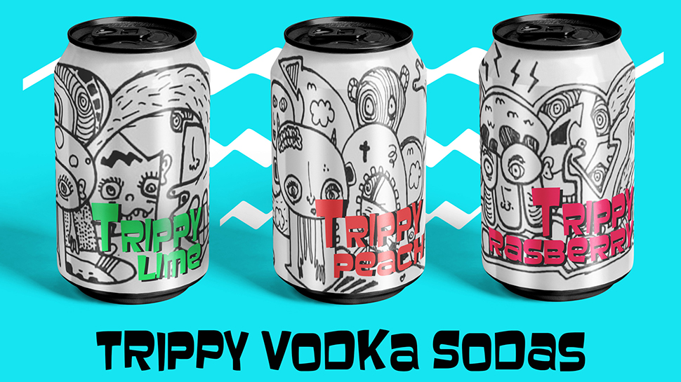 Trippy Vodka