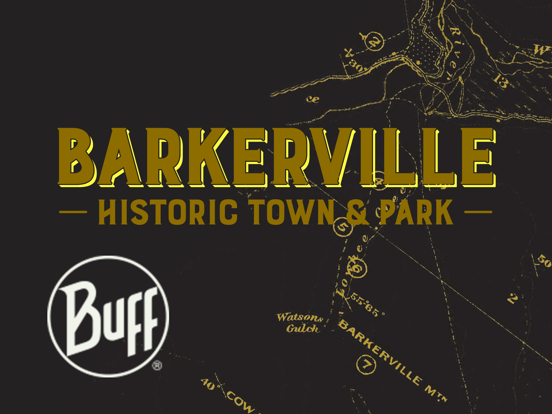 Barkerville Buff Design