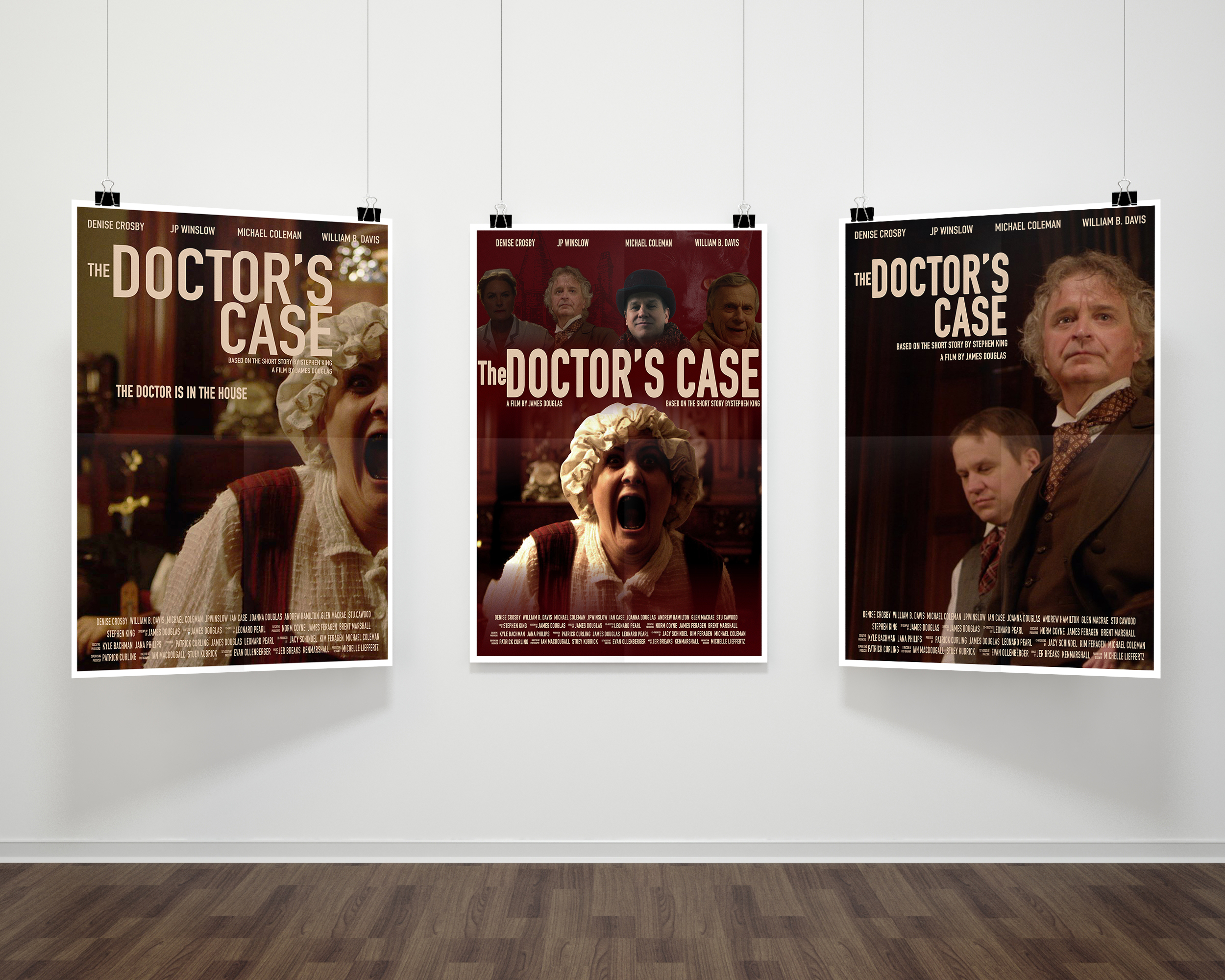 The Doctor's Case 3 Poster